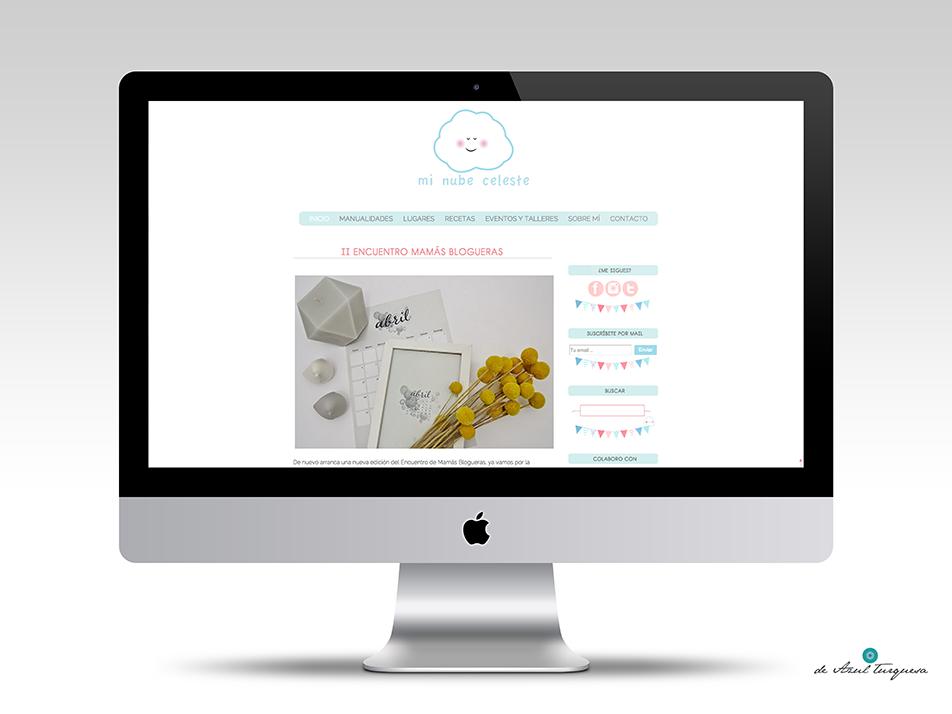 personalización de blog