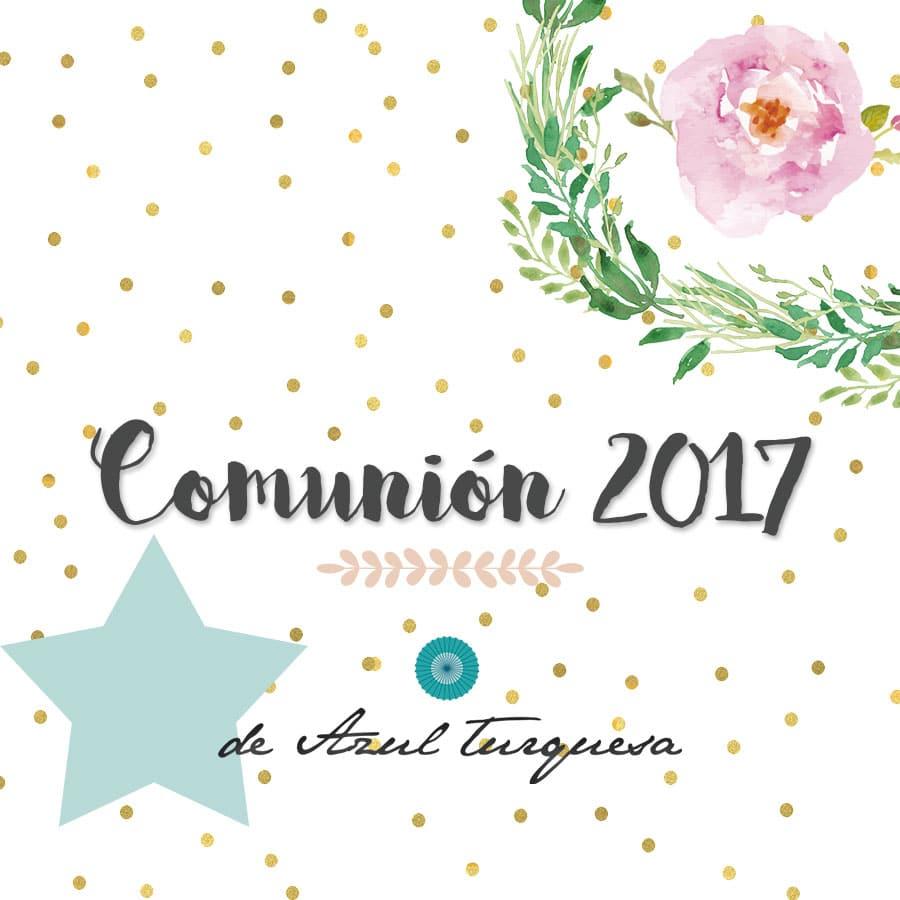 Ideas comuniones 2017