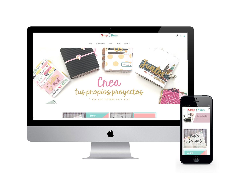 diseño de páginas web y blogs