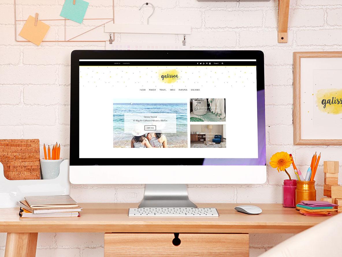 diseños de páginas webs