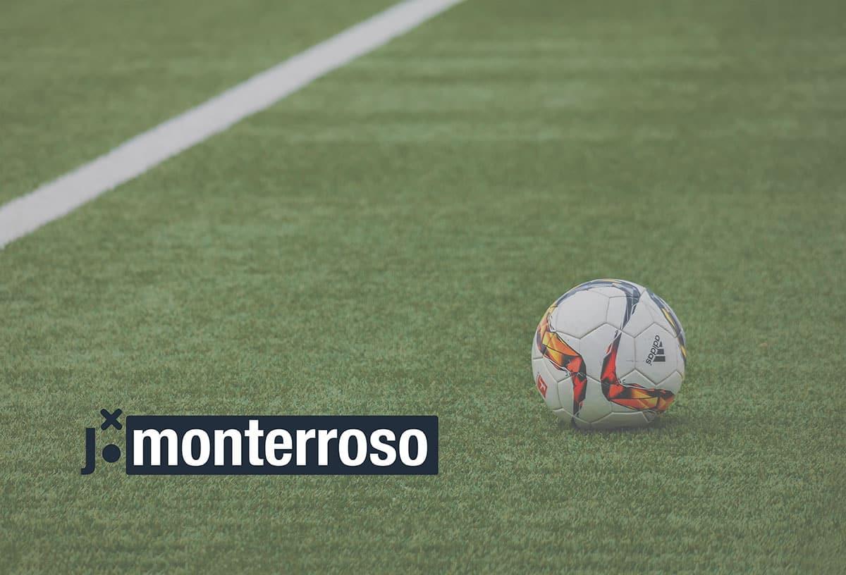 diseño de logotipos para Jesús Monterroso