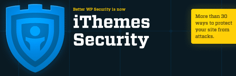 ithemes security wordpress