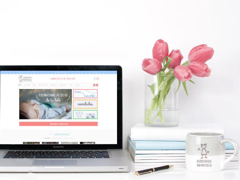 tienda online de bordados infantiles
