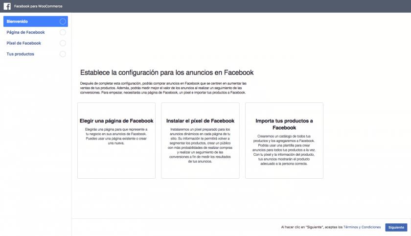 Integra tu tienda WooCommerce con Facebook e Instagram 1