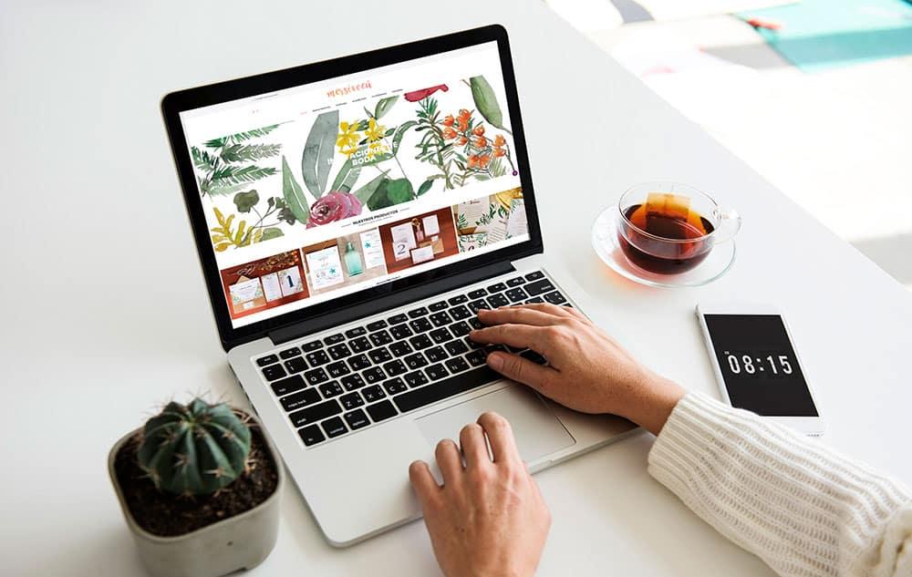 Diseños de web para bodas