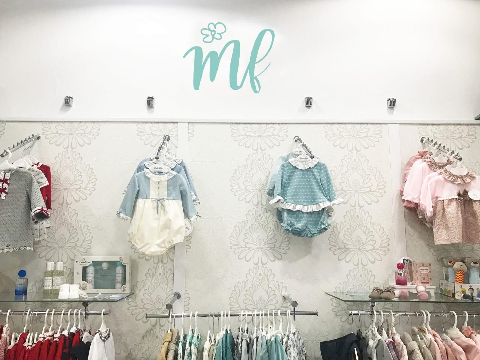 logos para tiendas de niños