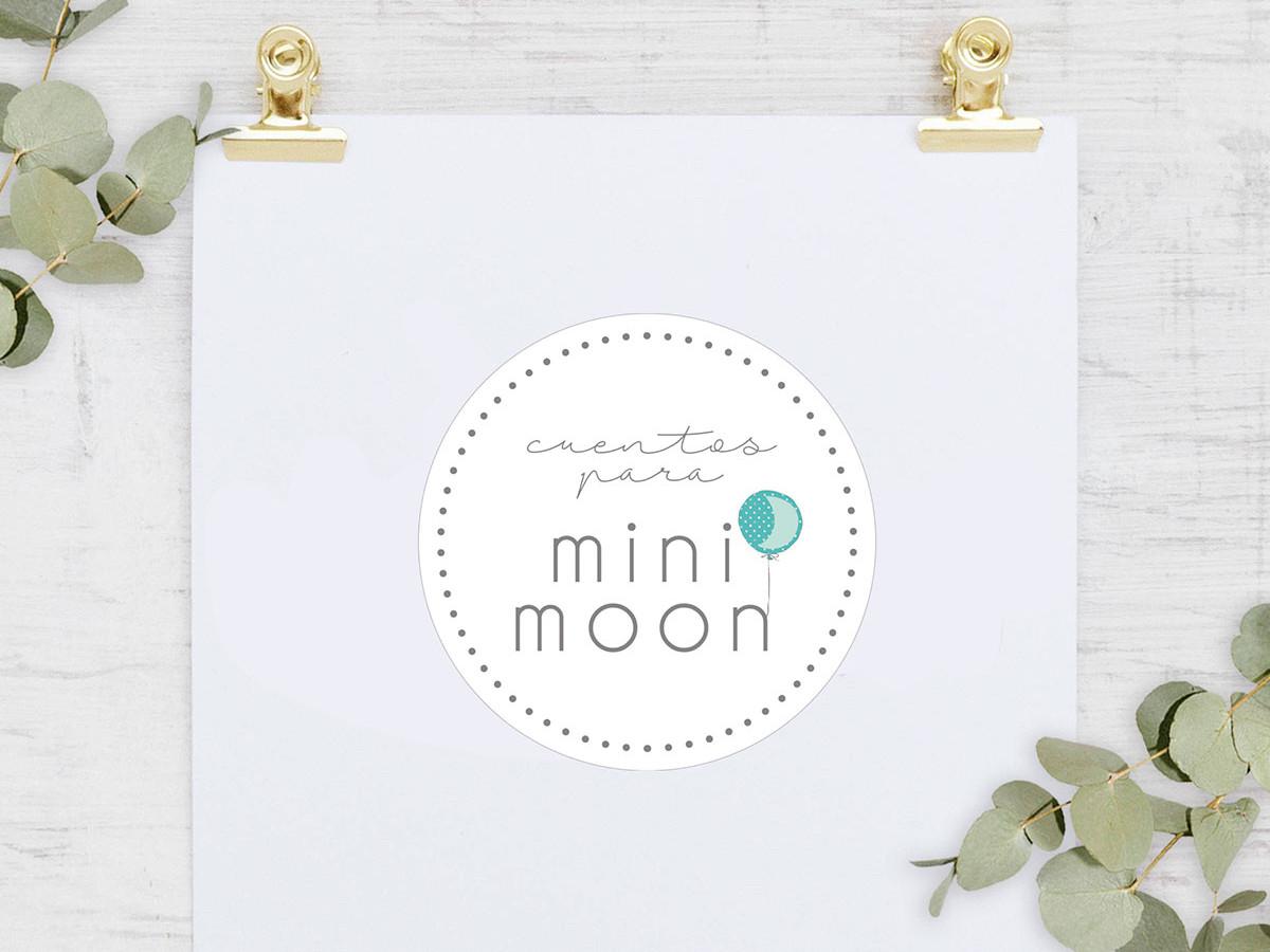 diseño de logos de azul turquesa