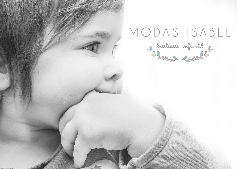 Logotipo para Modas Isabel