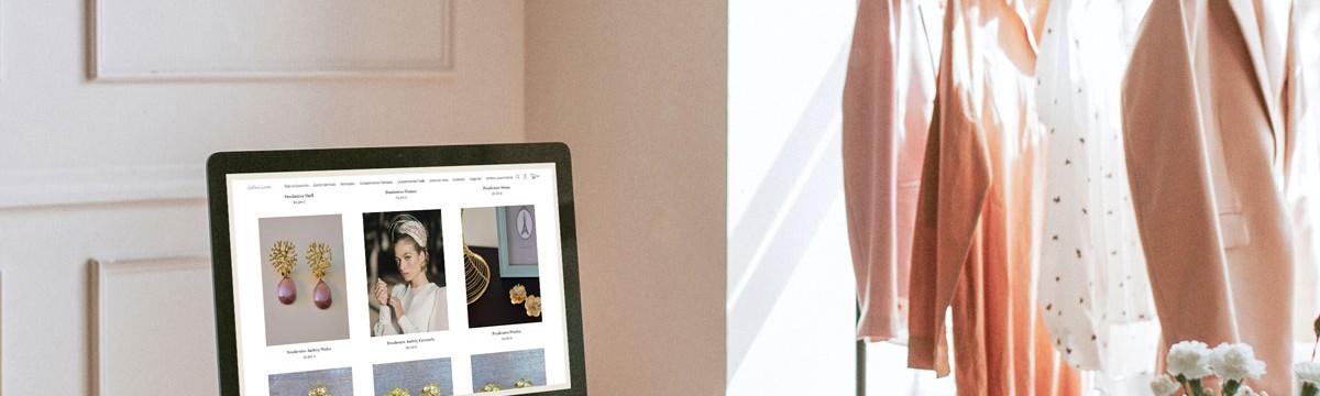 Diseño de tienda online para Chiffons Lovers