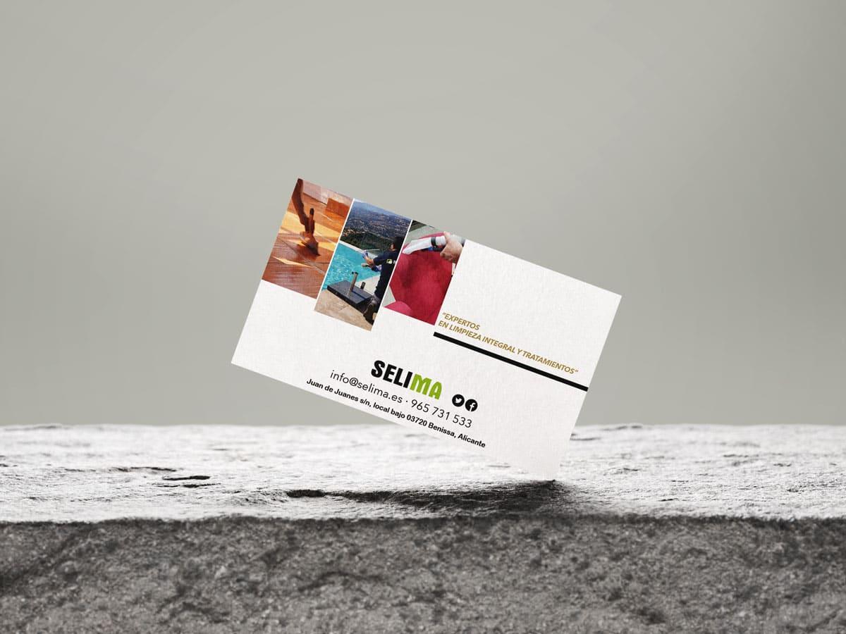 diseños tarjetas visita